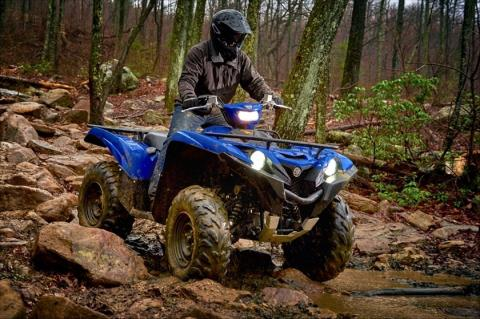 2016 Yamaha Grizzly EPS in Shawnee, Oklahoma