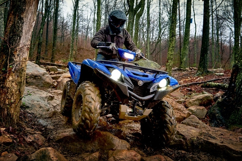2016 Yamaha Grizzly EPS in Grimes, Iowa - Photo 39