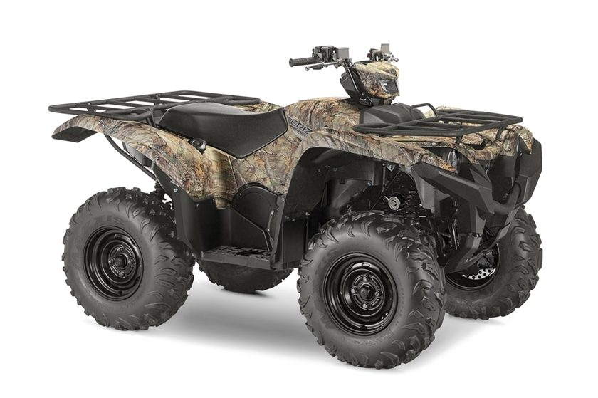 2016 Yamaha Grizzly EPS in Burleson, Texas