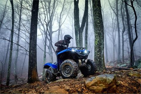 2016 Yamaha Grizzly EPS in Derry, New Hampshire