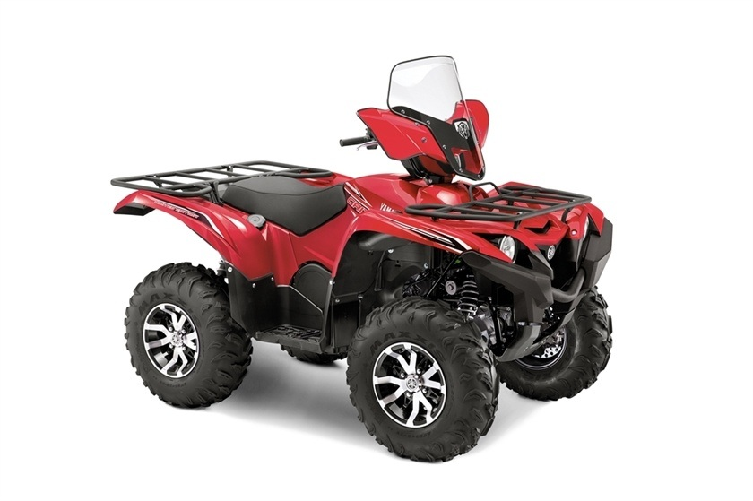 2016 Yamaha Grizzly EPS LE in Derry, New Hampshire