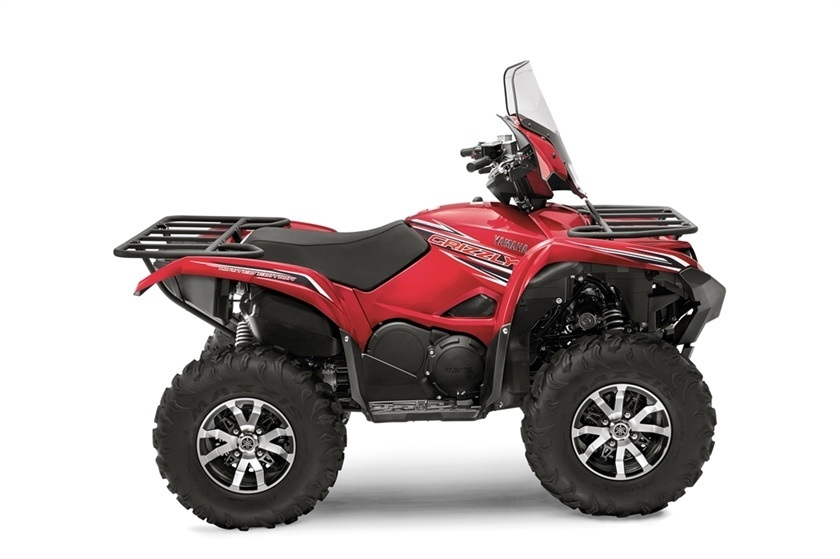 2016 Yamaha Grizzly EPS LE in Bristol, Virginia
