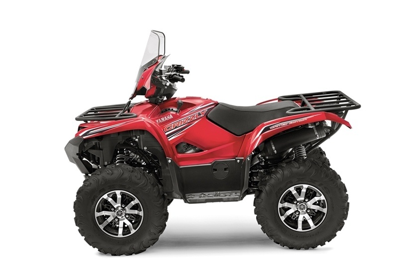 2016 Yamaha Grizzly EPS LE in Simi Valley, California