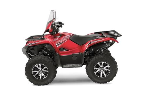 2016 Yamaha Grizzly EPS LE in Brewton, Alabama