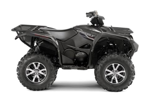 2016 Yamaha Grizzly EPS SE in Billings, Montana