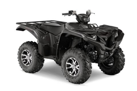 2016 Yamaha Grizzly EPS SE in Pittsburgh, Pennsylvania