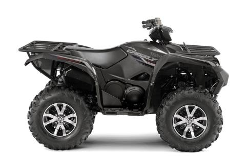 2016 Yamaha Grizzly EPS SE in Shawano, Wisconsin