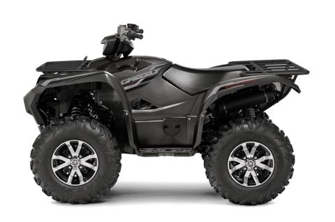 2016 Yamaha Grizzly EPS SE in Geneva, Ohio