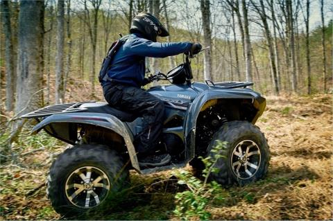 2016 Yamaha Grizzly EPS SE in State College, Pennsylvania