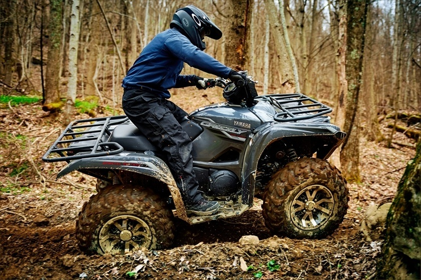 2016 Yamaha Grizzly EPS SE in Denver, Colorado