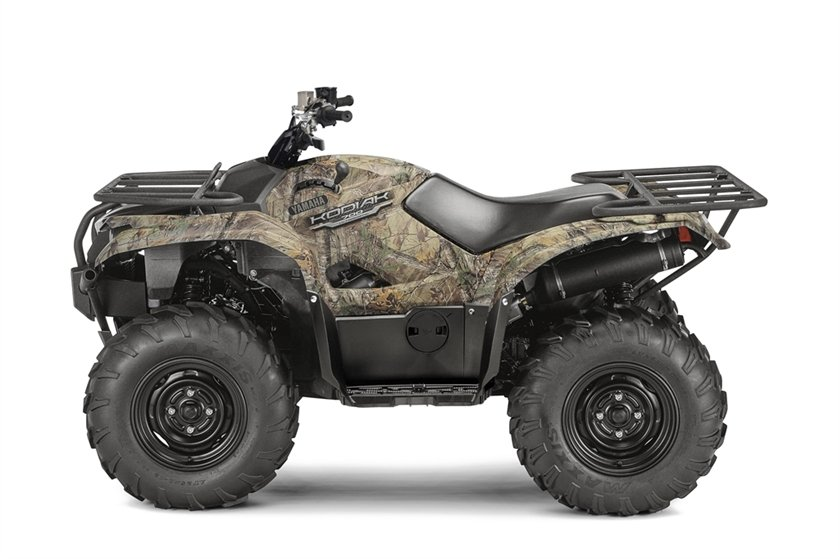2016 Yamaha Kodiak 700 in Chesterfield, Missouri