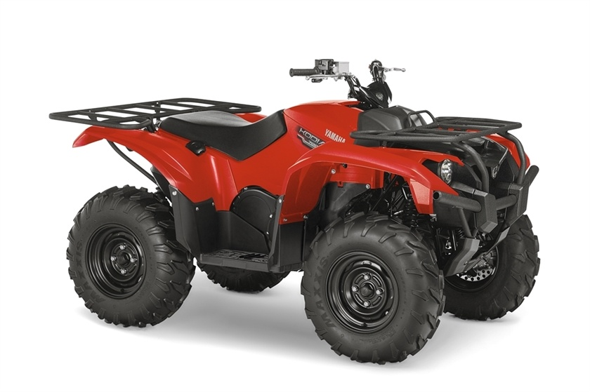 2016 Yamaha Kodiak 700 in Derry, New Hampshire