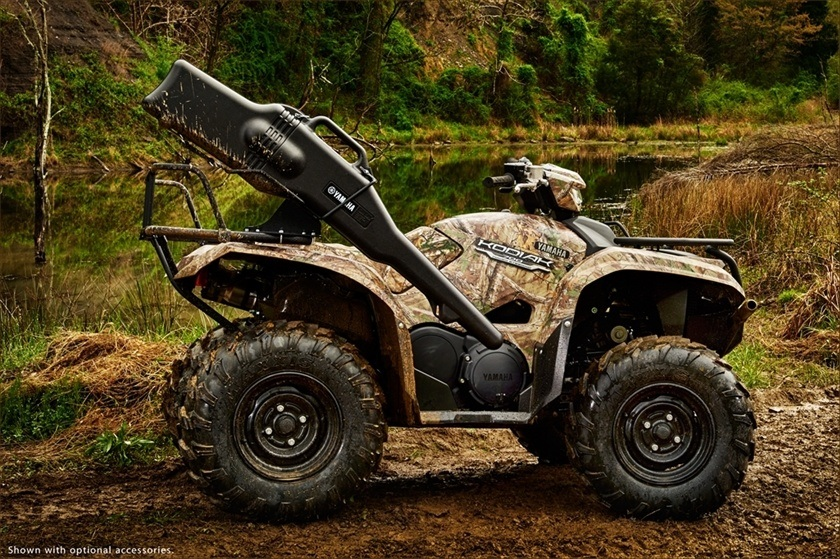 2016 Yamaha Kodiak 700 EPS in Hobart, Indiana
