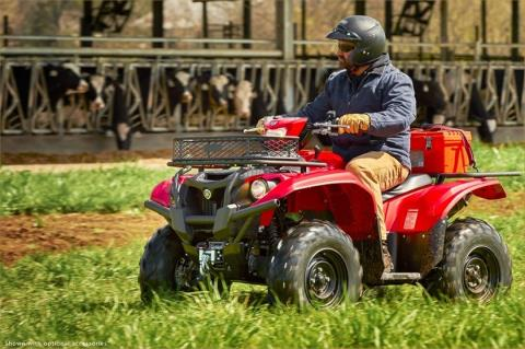 2016 Yamaha Kodiak 700 EPS in Fontana, California