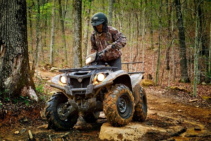 2016 Yamaha Kodiak 700 EPS in Janesville, Wisconsin