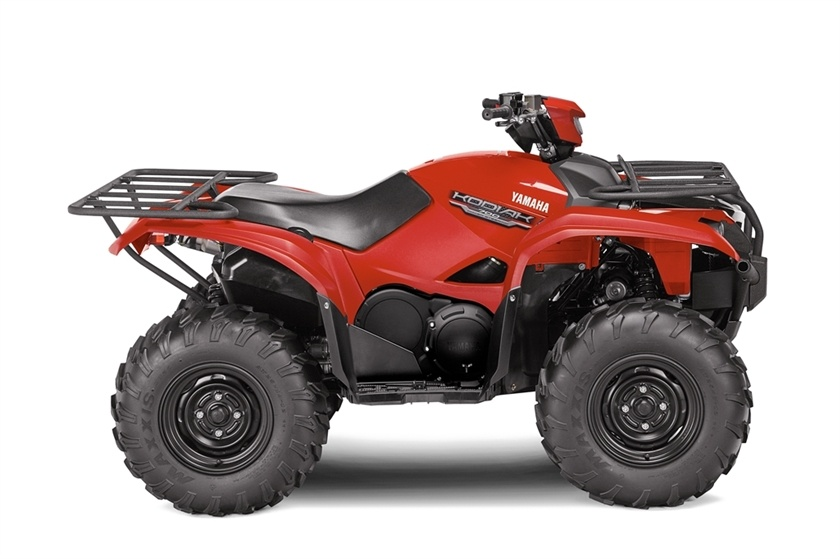 2016 Yamaha Kodiak 700 EPS in Pittsburgh, Pennsylvania