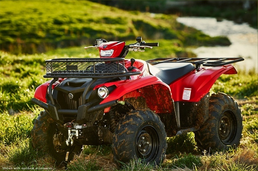 2016 Yamaha Kodiak 700 EPS in Johnson City, Tennessee