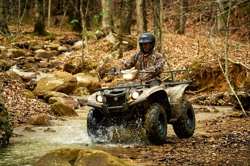 2016 Yamaha Kodiak 700 EPS in Ebensburg, Pennsylvania