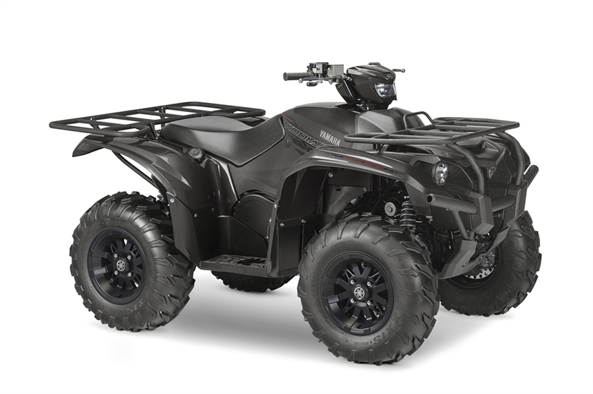 2016 Yamaha Kodiak 700 EPS SE in Geneva, Ohio