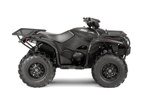 2016 Yamaha Kodiak 700 EPS SE in Harrisburg, Illinois