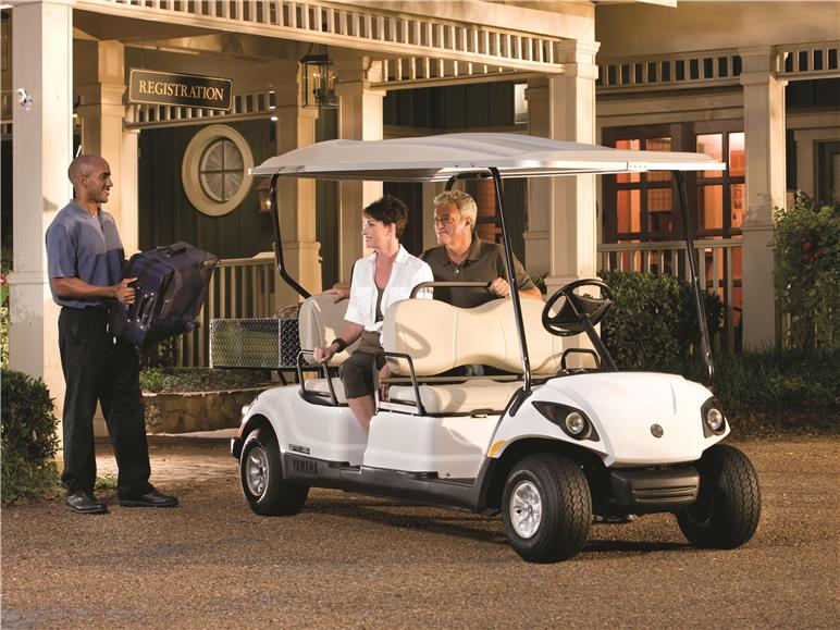 2016 Yamaha Concierge 4 (Electric) in Conway, Arkansas