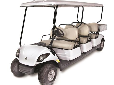 2016 Yamaha Concierge 6-Passenger (Electric) in Conway, Arkansas