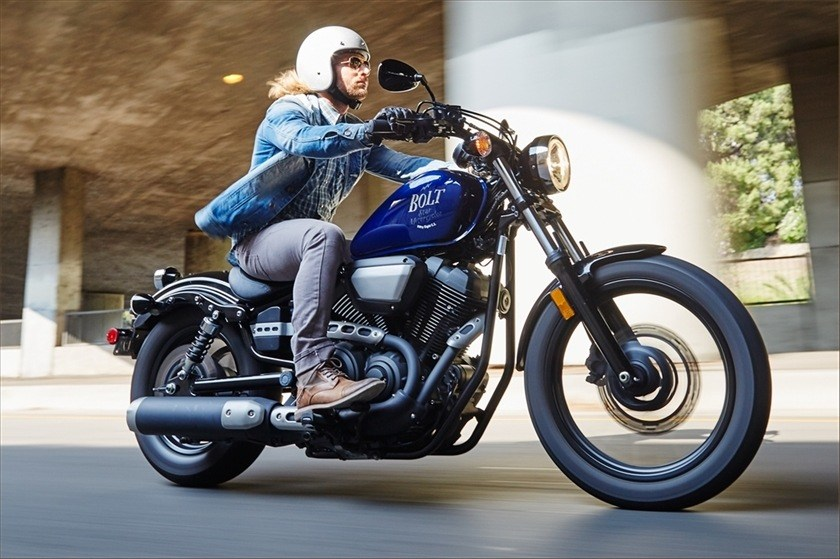 2016 Yamaha Bolt in Berkeley, California