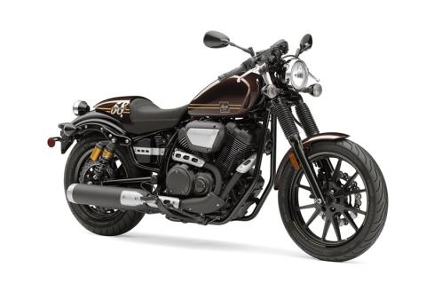 2016 Yamaha Bolt C-Spec in Berkeley, California