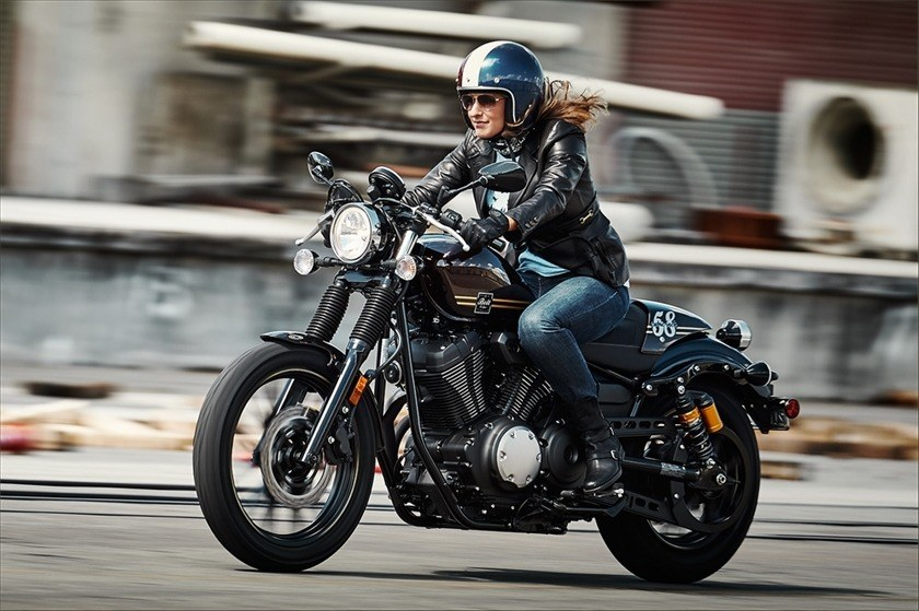 2016 Yamaha Bolt C-Spec in Bristol, Virginia