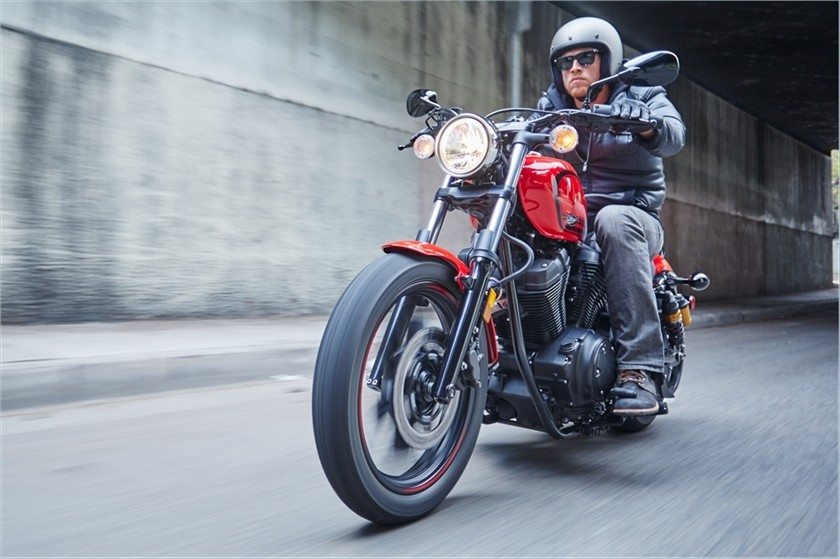 2016 Yamaha Bolt R-Spec in Mount Vernon, Ohio