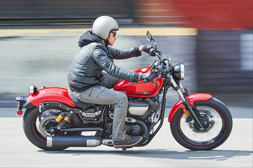 2016 Yamaha Bolt R-Spec in Berkeley, California