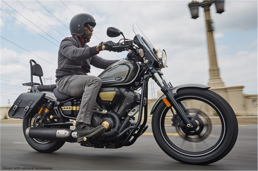 2016 Yamaha Bolt R-Spec in Simi Valley, California