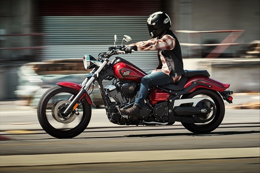 2016 Yamaha Raider in Simi Valley, California