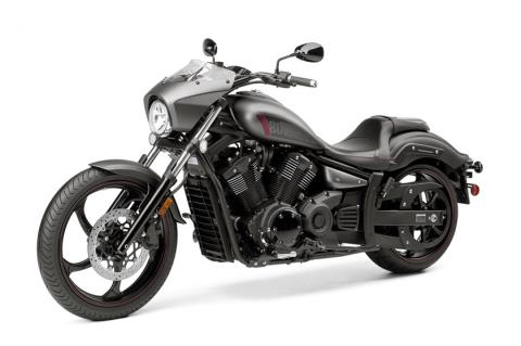 2016 Yamaha Stryker Bullet Cowl in Berkeley, California