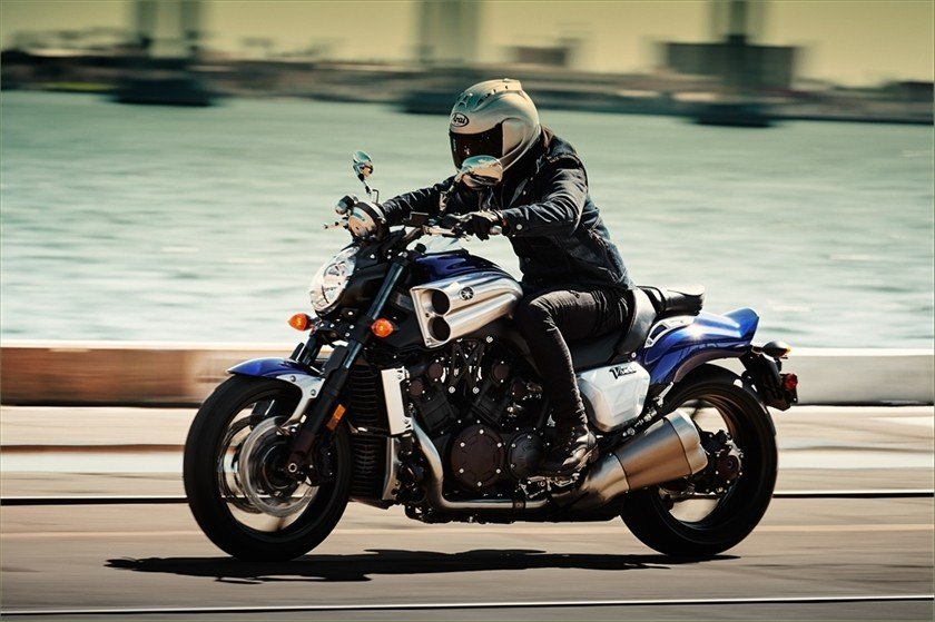 2016 Yamaha VMAX in Derry, New Hampshire