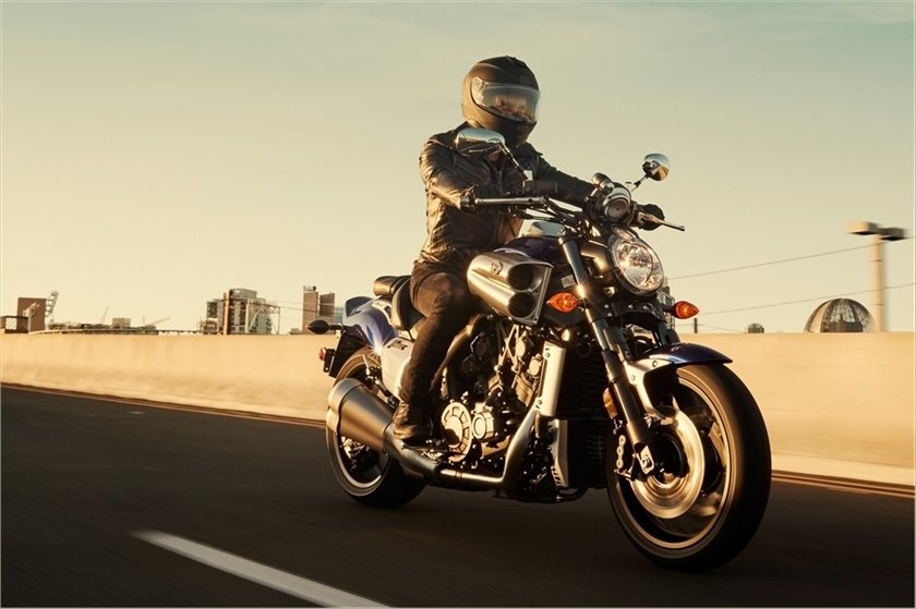 2016 Yamaha VMAX in Long Island City, New York