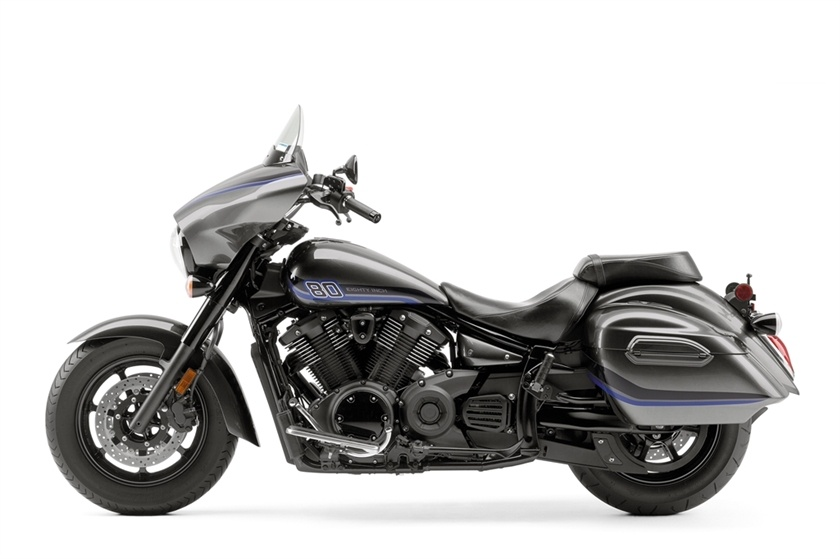 2016 Yamaha V Star 1300 Deluxe in Romney, West Virginia