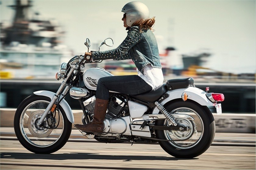 2016 Yamaha V Star 250 in Derry, New Hampshire