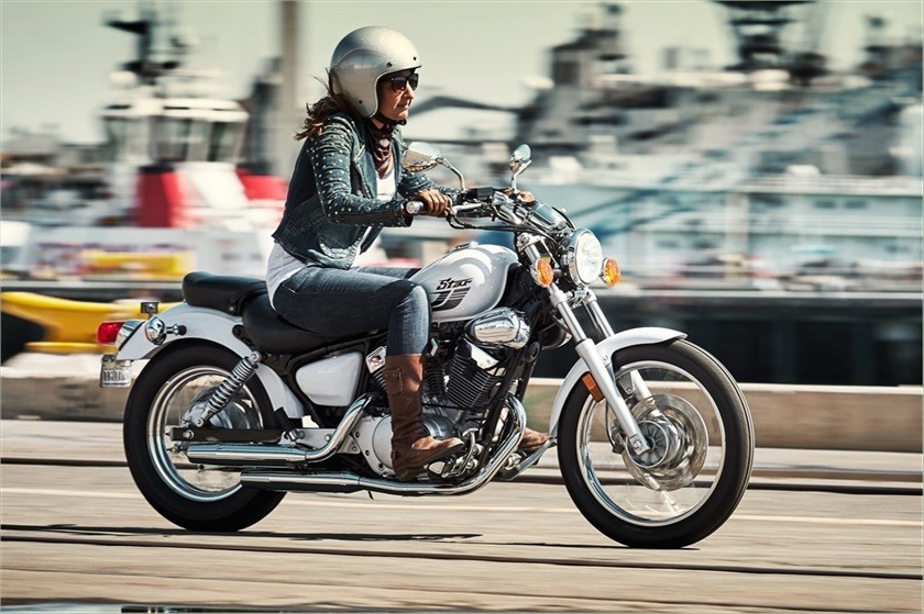 2016 Yamaha V Star 250 in Pittsburgh, Pennsylvania