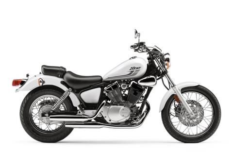 2016 Yamaha V Star 250 in Concord, New Hampshire