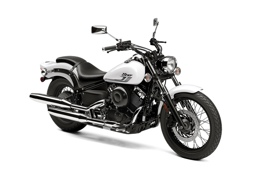 2016 Yamaha V Star 650 Custom in Manheim, Pennsylvania