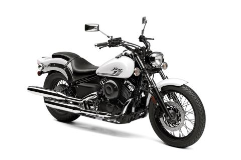 2016 Yamaha V Star 650 Custom in Greenville, North Carolina