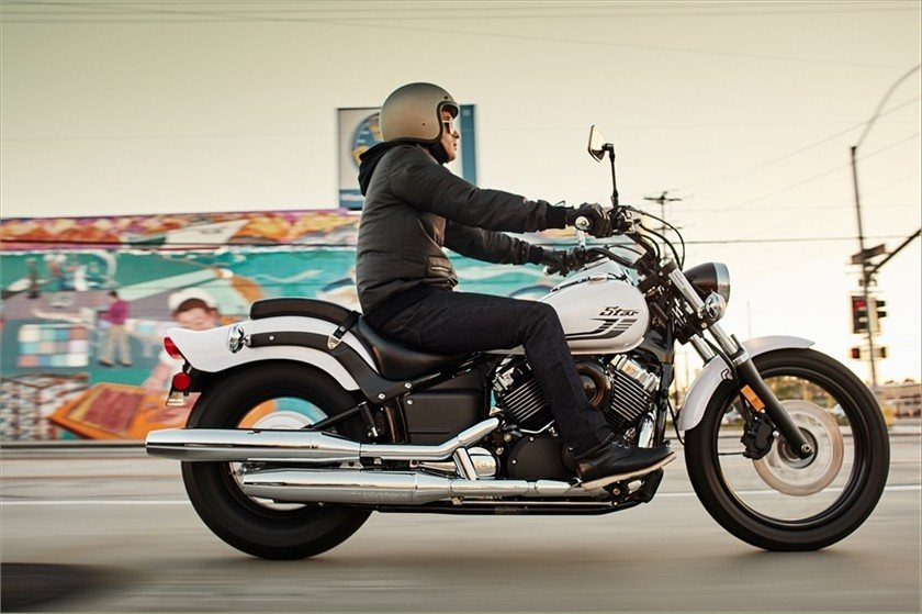 2016 Yamaha V Star 650 Custom in Panama City, Florida