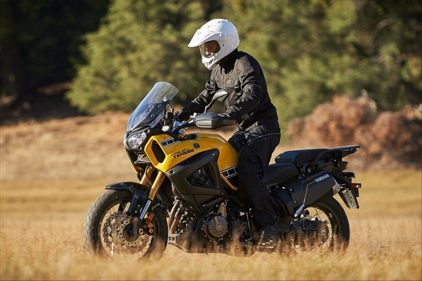 2016 Yamaha Super Ténéré in Derry, New Hampshire