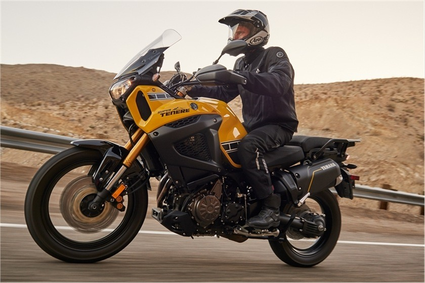 2016 Yamaha Super Ténéré in Simi Valley, California
