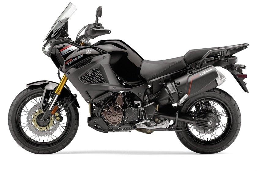 2016 Yamaha Super Tenere ES 11
