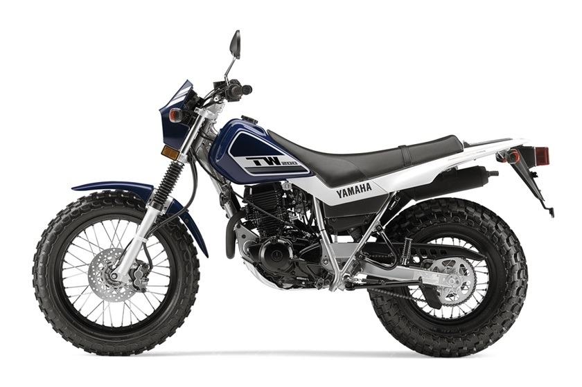 2016 Yamaha TW200 in Berkeley, California