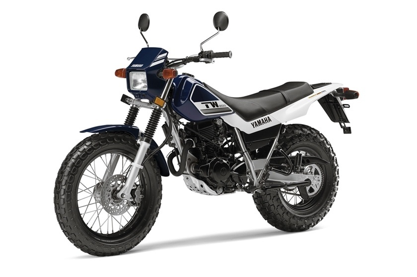2016 Yamaha TW200 in Simi Valley, California