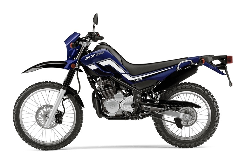 2016 Yamaha XT250 in Centralia, Washington