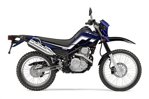 2016 Yamaha XT250 in Simi Valley, California